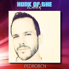 ***** HUNK OF THE WEEK ***** PEDROBCN http://instagram.com/pedrobcn CONGRATULATIONS  #handsomeinstagrammen #handsome #instagram #men #voting #hunk #week