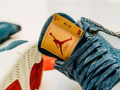 Air Jordan IV x Levis