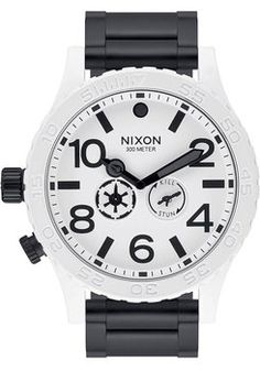 Nixon 51-30 Star Wars Stormtrooper White
