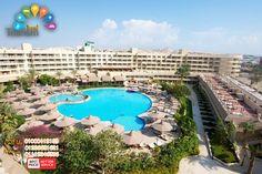 """فندق #سندباد_كلوب_اكوا_بارك الغردقة★★★★★ 【 #Hurghada #Sindbad_Club_Hurghada 】 •الفندق صف أول على البحر مباشرة """" شاطئ رملـــى خاص """". •يحتوى على  2 حمام سباحة بالأضافة الى حمام سباحة خاص بالأطفال بالأضافة للأكوا بارك . سندباد كلوب الغردقة :  تكلفة الفرد فى الرحلة  3ليالى \4أيام Soft A/I (أفطار , غداء , عشاء , مشروبات , سناكس)  في الغرفة المزدوجة 1300ج.  هذا العرض سارى من 10/07/2016 حتى 08/09/2016"""