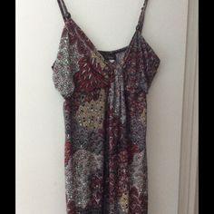 Multi Colored Dress Spaghetti Strap Dress Multi Colored Wonderful Addition For The Summer Dresses
