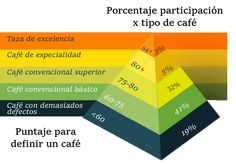 Pirámide café de Especialidad