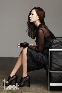 Yoon Seung-ah // 1st Look