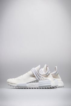 pretty nice 16acf e5c47 Pharrell williams x adidas nmd hu trail holi mens shoe - whitewhite