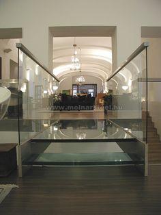 Üveghíd.  Glass bridge. Decor, Lighted Bathroom Mirror, Glass Bridge, Glass, Home, Mirror, Bathroom Lighting, Bathroom Mirror, Home Decor