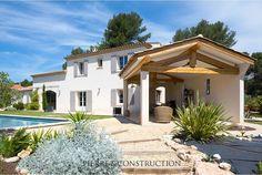 Realisation villa provencale