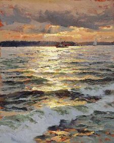 Painting | See immediate results in your plein air paintings by applying these ...
