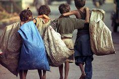 16 de abril, el Día Internacional contra la esclavitud infantil. -