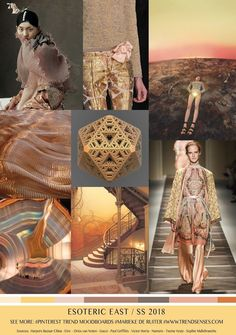 Here are the latest mood boards by FV contributor Marieke De Ruiter . She is a Trend Forecaster and Fashion Designer based in the Utrecht ...