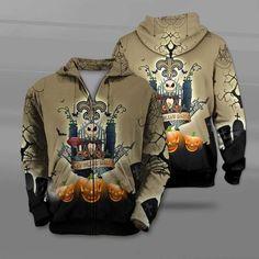 New Orleans Saints Halloween Costume Hoodies Jack Skellington Graphic Halloween Shirt, Halloween Costumes, Zip Up Hoodies, Sweatshirts, Zip Hoodie, Pullover, Sweatshirt Outfit, New Orleans Saints, Jack Skellington