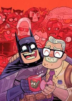 Dan Hipp's Batman variant cover