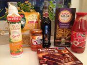 Die Bertolli Olivenöl-Sprays Snack Recipes, Snacks, Sprays, Ketchup, Chips, Bottle, Photos, Thanks, Easy Meals