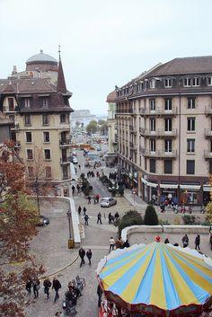 Beautiful Geneva, Switzerland http://www.travelandtransitions.com/european-travel/