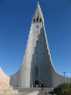 Хадльгримскиркья. Уникальные фото самых красивых церквей Мира