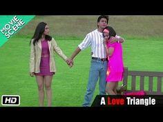 Dance in the Rain - Romantic Scene - Kuch Kuch Hota Hai - Shahrukh Khan, Kajol…