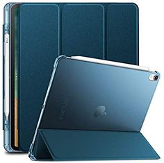 3rd Gen 2019 // iPad Pro 10.5 2017 Smart Case Cover Ultra Slim Lightweight Stand Case with Translucent Frosted Back with Auto Sleep//Wake Navy blue ProCase iPad Air 10.5