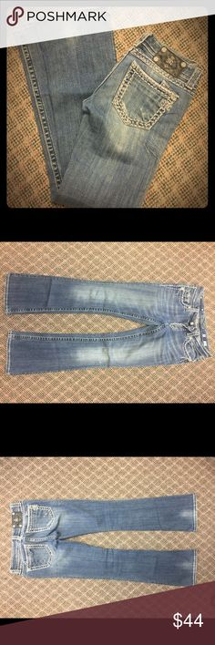 Miss Me Boot cut jeans 👖 27/33 Miss Me Boot cut jeans 👖 27/33 Miss Me Jeans Boot Cut