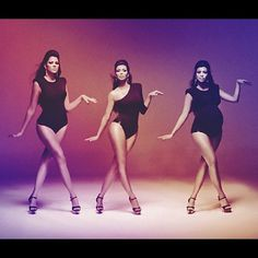 kourtney-I love this shoot my sisters and I did for People Magazine's Most Intriguing. We were channeling Beyonce here from her Single Ladies video. Wearing heels and a leotard nine months pregnant was not an easiest task! Mason was born 1 or 2 weeks after this picture was taken! Ahhhh memories.