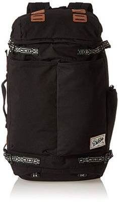 Dakine Vagabond Pack Black 38Liter ** Read more reviews of the product by visiting the link on the image.