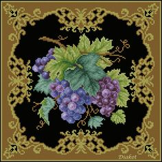 This Pin was discovered by Mio Cross Stitch Rose, Cross Stitch Borders, Cross Stitch Flowers, Cross Stitching, Cross Stitch Embroidery, Hand Embroidery, Cross Stitch Patterns, Machine Embroidery, Embroidery Patterns Free