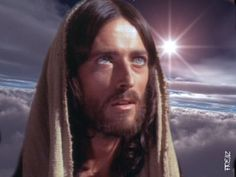 Used the picture from the movie Jesus of Nazareth(Franco Zeffirelli) and added a new background Jesus Smiling, Jesus Movie, Jesus Son Of God, Matthew 18 20, Heaven Is Real, Jesus Sacrifice, Jesus Second Coming, I Love Pic, Jesus Photo