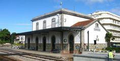 Estação Ferroviária de Caminha
