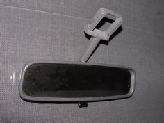 86-92 Toyota Supra OEM Gray Mirror
