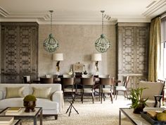 20 Light-Filled Dining Room Designs To Inspire Yourself | dining room design, dining room decor, interior design #dingingroomdesign #diningroomdecoridea #interiordesign Read more: http://diningroomideas.eu/light-filled-dining-room-designs-inspire/