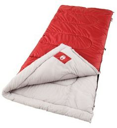 Three-season sleeping bag is ideal for cool weather camping.Stay warm, even when the temperature dips to F, in your Coleman Biscayne Big and Tall Warm Weather Sleeping Bag with brushed polyester cover and soft tricot fiber blend linning bag Camping List, Camping Checklist, Camping And Hiking, Tent Camping, Camping Gear, Camping Hacks, Camping Supplies, Outdoor Camping, Outdoor Travel