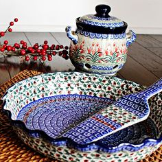 Polish Pottery by PolishKitchenOnline