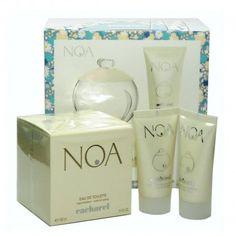 Estuche promocional del #perfume Noa para mujer de #Cacharel