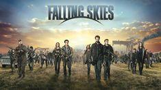 Falling Skies , el drama épico de TNT, tendrá su batalla final en Blu-ray y DVD, descúbrelo sólo por café y cabaret.
