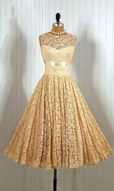 gold prom dress: I LOVE THE LACE!!!!