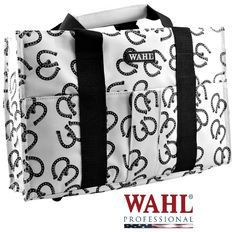 Grooming Totes 183401: Wahl Horseshoe Grooming Tote/Tack Bag Storage Clipper/Blade/Tool/Accessory Case BUY IT NOW ONLY: $34.99