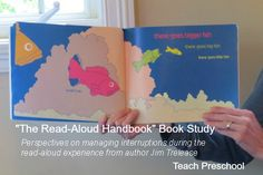 Teach Preschool - Managing interruptions during the read-aloud experience.
