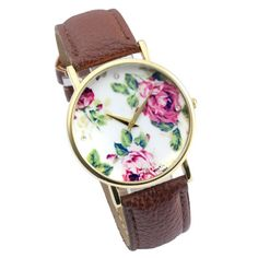 Armbanduhr damen rose