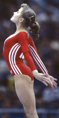 A blog made by a nostalgic gym fan. I do not own any of the pictures. This is for all those gymnasts...