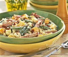 Ham and Macaroni Salad - FamilyCircle.com