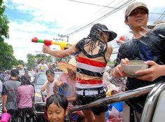Songkran - info about Thailand and Koh Samui: http://islandinfokohsamui.com/