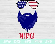 Music Memes Funny, Svg Files For Cricut, Svg Cuts, Independence Day, Fourth Of July, Cricut Design, Studio Software, File Format, Silhouette Studio