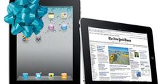 So, Santa stuffed an iPad into your stocking on Christmas (insert mythical figure / appropriate receptacle / holiday of choice), and you're wondering what to d...