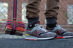 "The New Balance Made In The USA ""Author's Pack"" 
