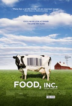 DVD Review of Food,Inc