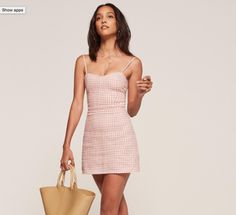 These Millennial Pink Reformation Dresses Are About to Take Over Instagram