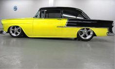 55 Chevy (Two Tone)