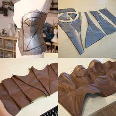 Kamui Cosplay, Xena corset