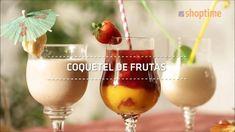 Receita - Coquetel de Frutas