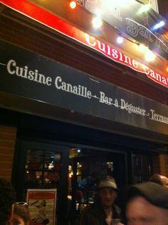 Le Gay Pecheur, cuisine canaille, ouvert les midis, les jeudi et vendredi soir, avec terrasse fumeur.