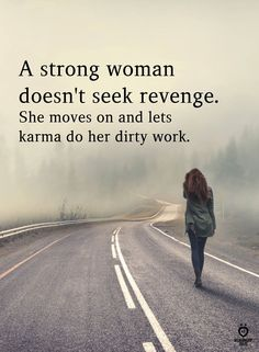 A strong woman doesn't seek revenge quotes inspirational quotes karma woman motivational quotes quote of the day strong woman quotes strong woman images Citations Karma, Karma Frases, Karma Quotes, Wisdom Quotes, True Quotes, Best Quotes, Motivational Quotes, Funny Quotes, Inspirational Quotes