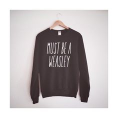 Must Be A Weasley Sweatshirt Inspired by Harry Potter Made in USA by... (62 CAD) ❤ liked on Polyvore featuring tops, hoodies, sweatshirts, sweat tops, purple sweatshirt, checkered top, sweatshirt hoodies and purple top
